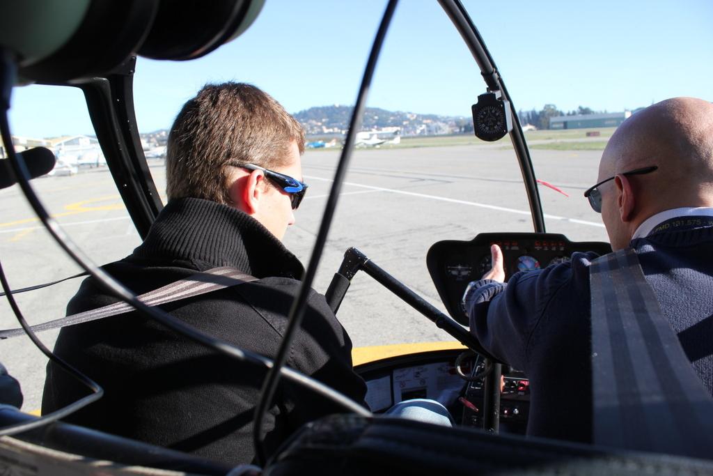 VOL en Robinson R44 autour de LFMD Cannes-Mandelieu 803522IMG7160