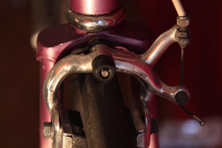 Vélo femme cadre avec tube de selle cintré 803646MG8920