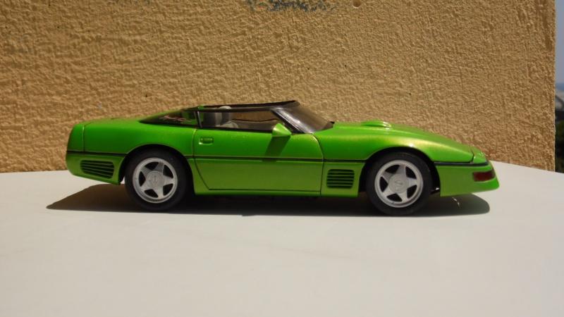 Corvette Callaway speedster Monogram. 803650SAM7875