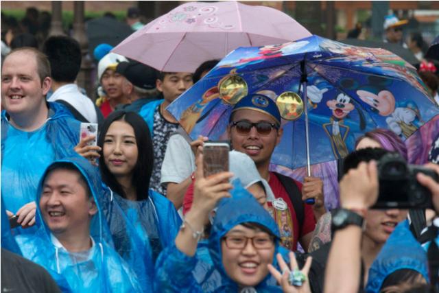 [Shanghai Disney Resort] Le Resort en général - le coin des petites infos  - Page 3 803938w155