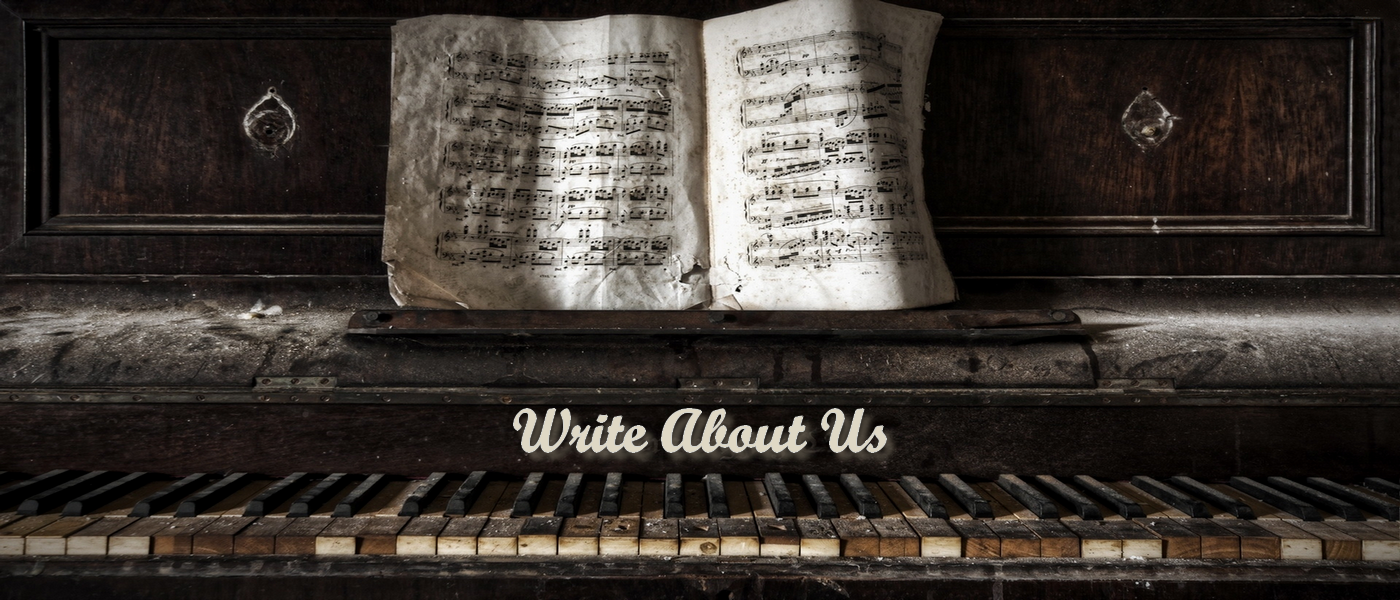Write About Us...