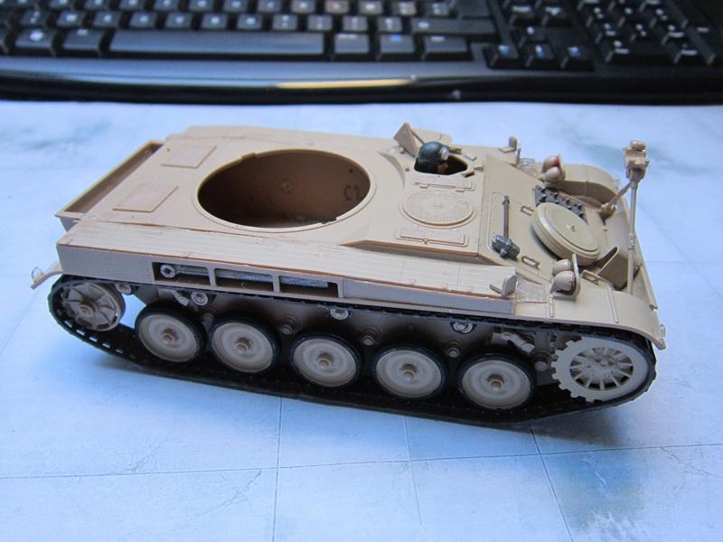 AMX 13 SS 11  Heller au 1/35 804431IMG0508800x600