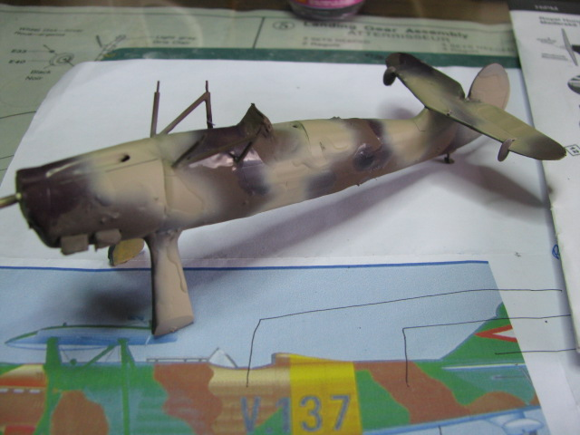 FW-56 Stösser 1/48 Historic Plastic Models ...terminé! - Page 2 804730IMG2638