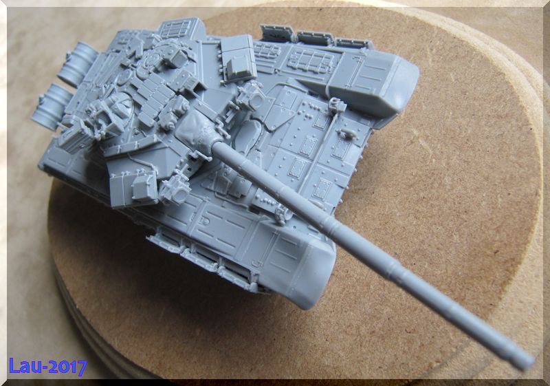 T90 Vladimir - Zvezda - 1/72ème 805016T9013