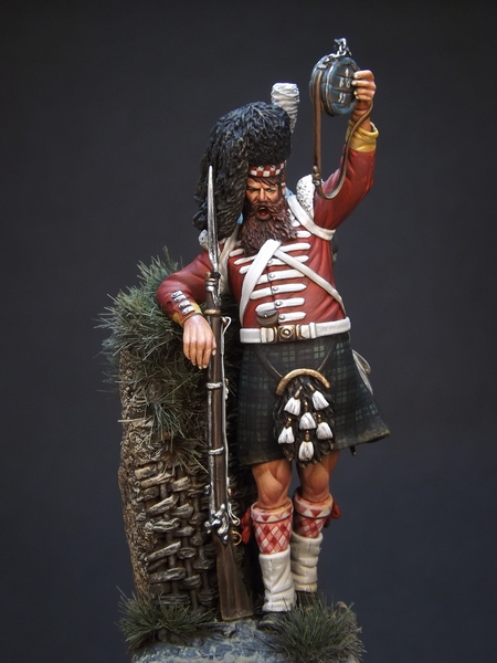 """One more """"Cheers"""" to her Majesty..93rd Highlanders 805519571"""