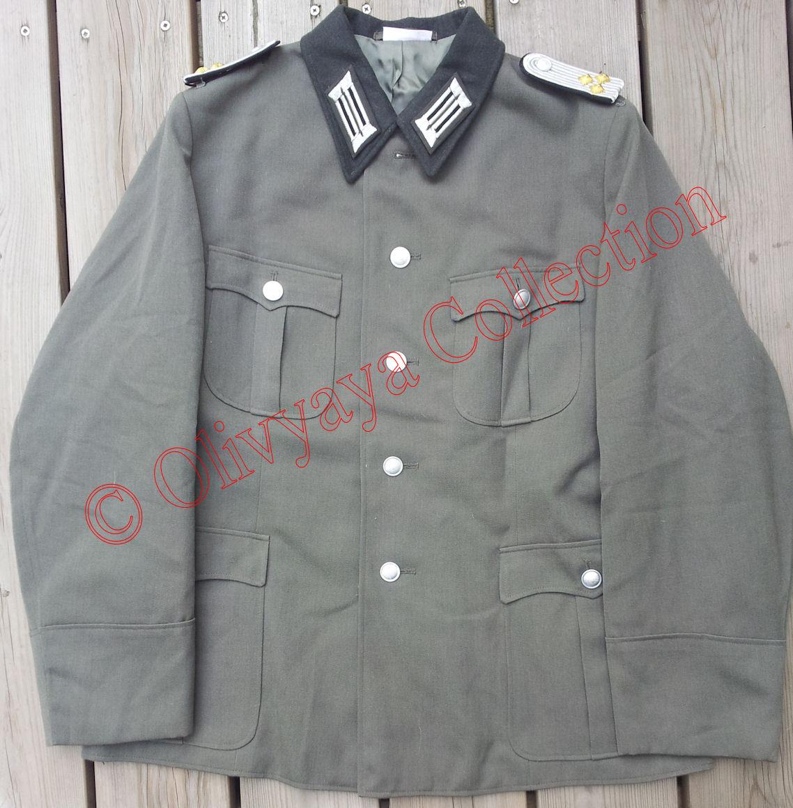 Veste service officier pionniers 1971 - Grande taille ! 80597720150818140433