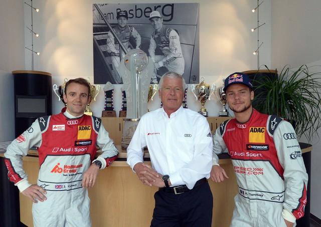 Les équipes Audi Sport sont prêtes pour l'ouverture de la saison de DTM 806806A163120medium