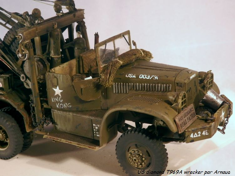 US Diamond T969A wrecker (Mirror Models 1/35) - Page 3 807721P1260084