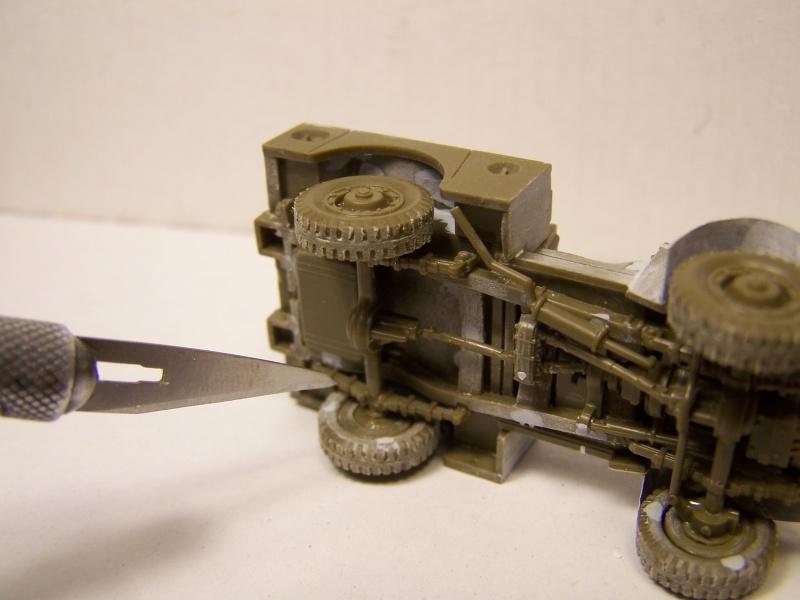 Dodge M6 anti tank Tunisie 1943 (montage terminé) 8078581005326