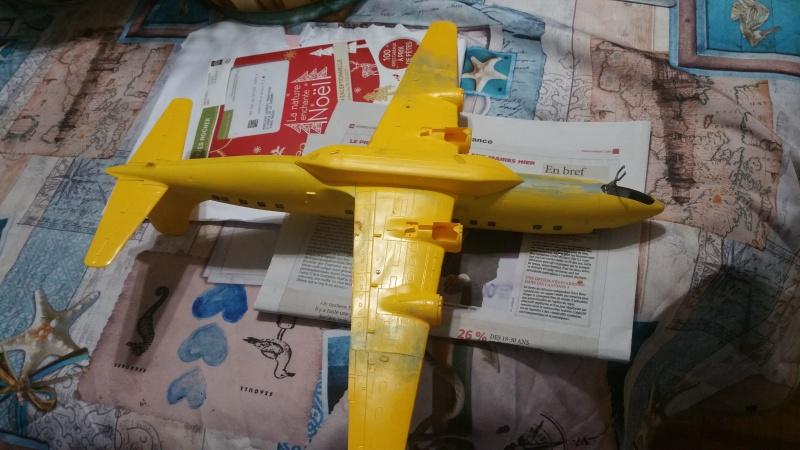 DOUGLAS DC-6B SECURITE CIVILE maquette HELLER au 1/72° - Page 2 80831420171206171923