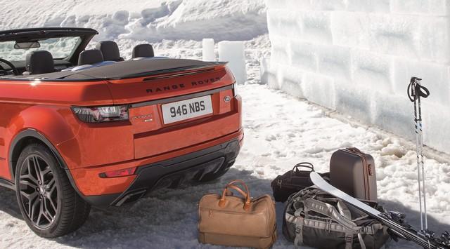 Range Rover Cabriolet, Un SUV Pour Toutes Les Saisons 809009RREVQConvertibleInterior09111513
