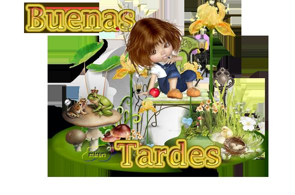 Saluditos  - Página 3 809362Buenastardes1