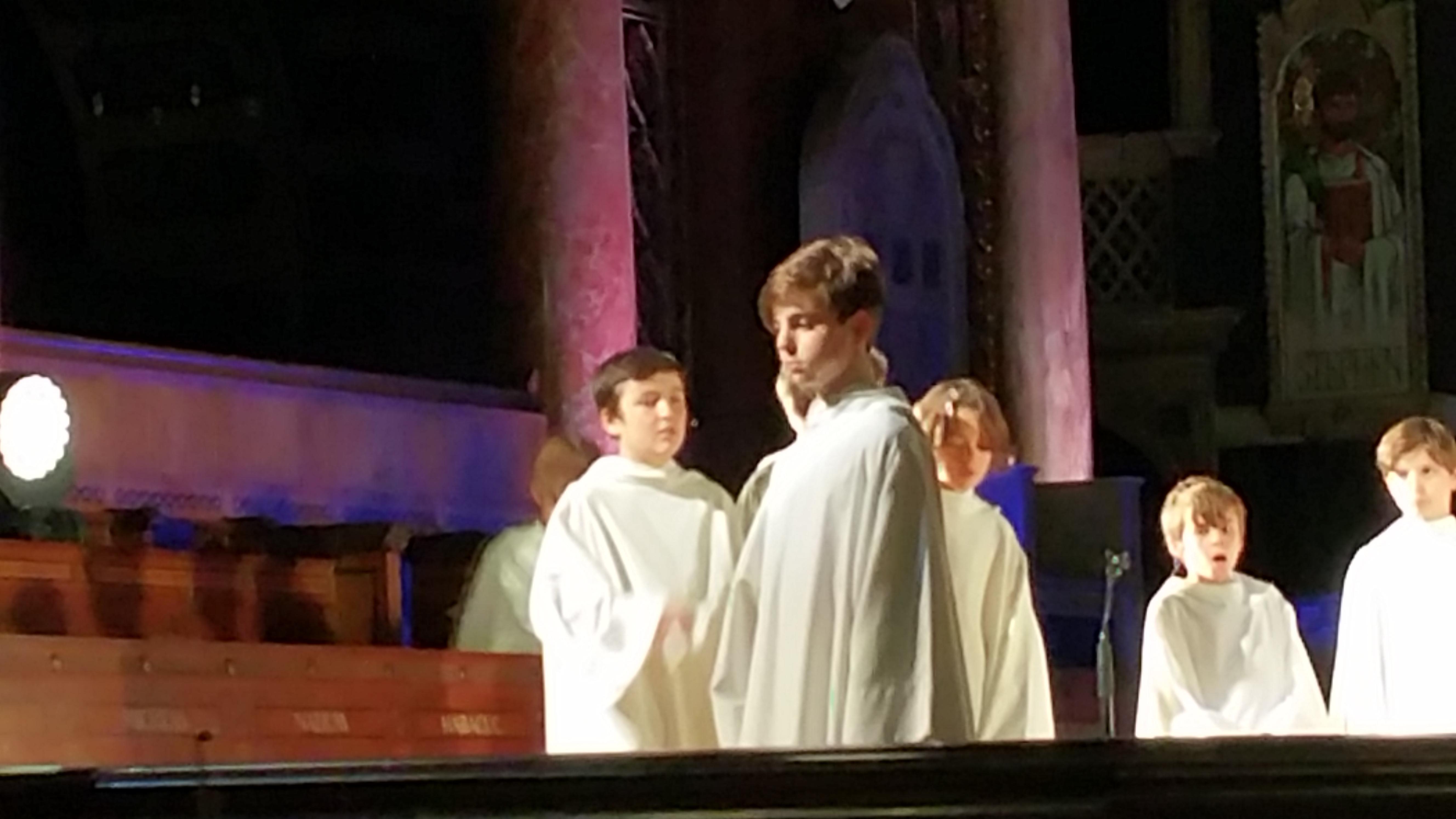 Concert à la cathédrale de Westminster (initialement St George's) le 1er décembre 2017 - Page 3 80977320171201220358