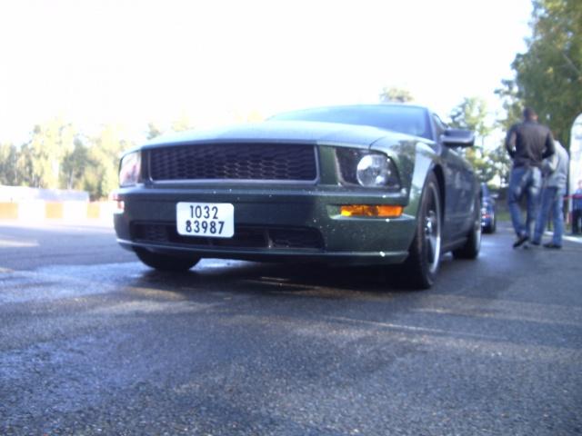 ford mustang BULLITT 2008  810057photosjournemustangDKM039