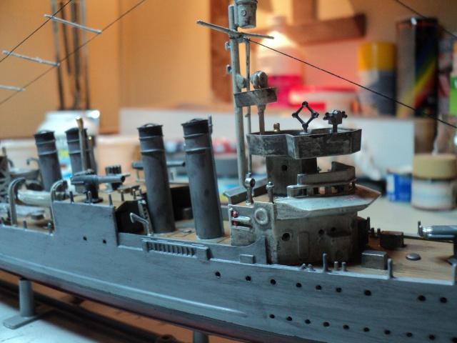 HMS Campbeltown 1/240 Revell 810282DSC01324