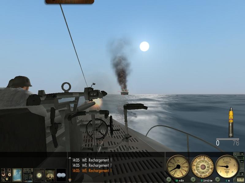 Silent Hunter III : rapports de patrouille. 811373Patr16
