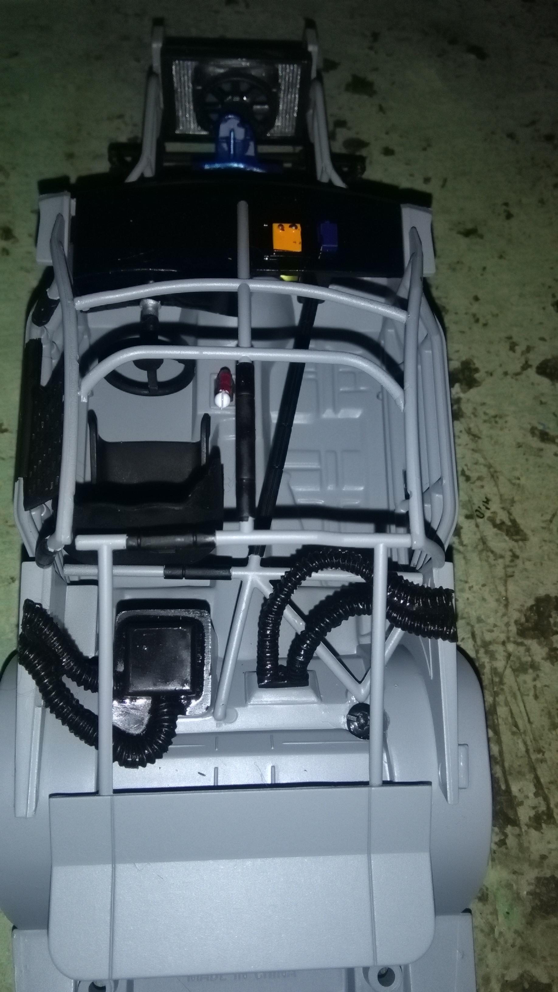 Ford Fusion Penskee 2014 #2 Brad K. Miller Lite - CHASE Version 811846F201328
