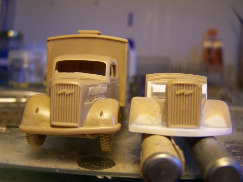 Opel Blitz Flack (2cm flack 38) 8128261005761