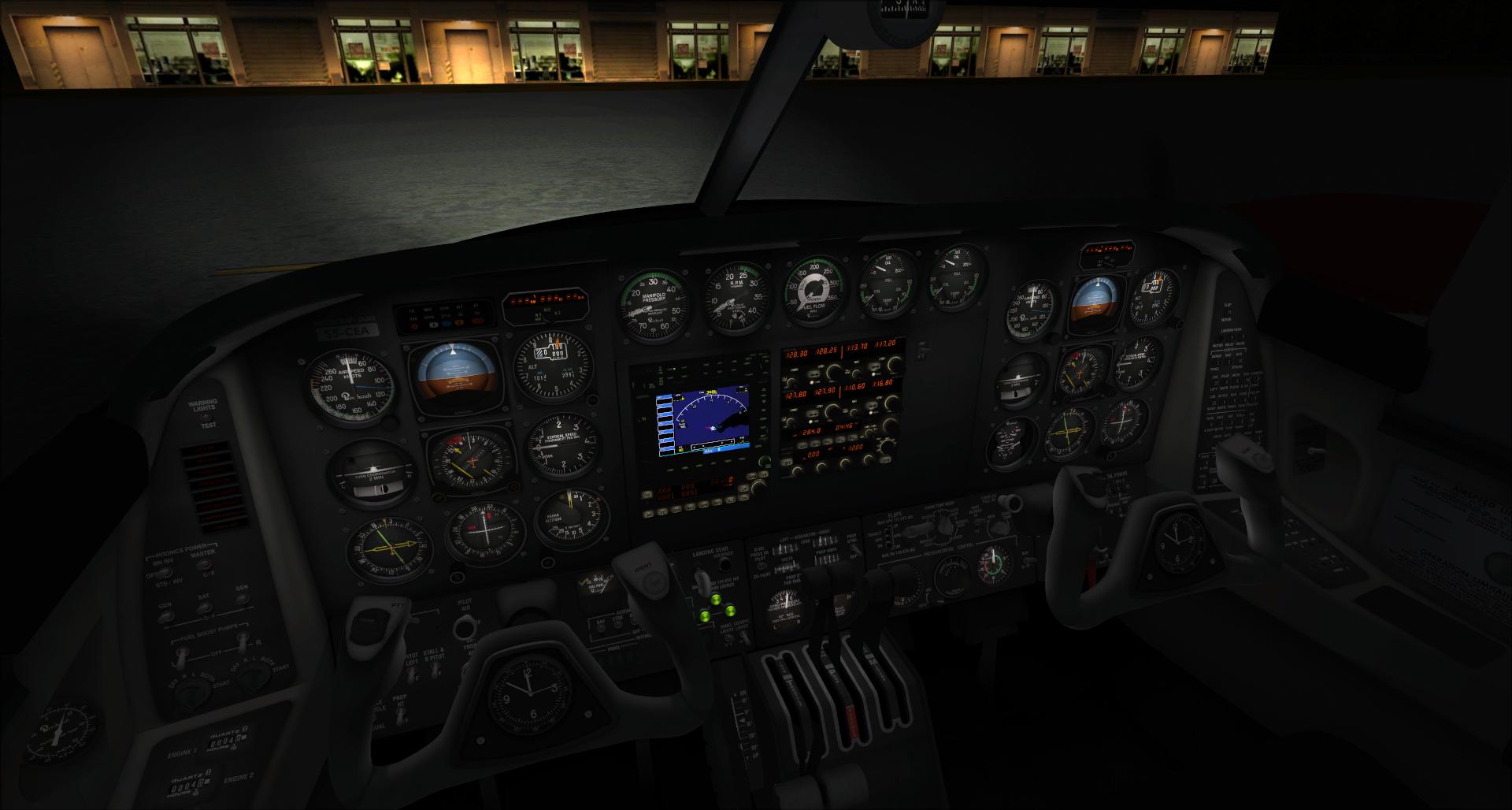 Etape 1: Révision navigation en version nocturne 813030201410281904547