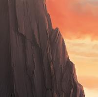 Les montagnes solaires