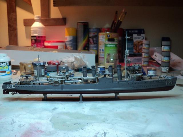 HMS Campbeltown 1/240 Revell 813901DSC01326
