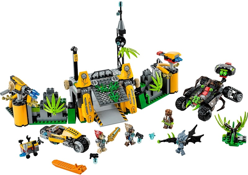 Lego Legends Of Chima Officiel 2014Sujet tCxBsrhQdo