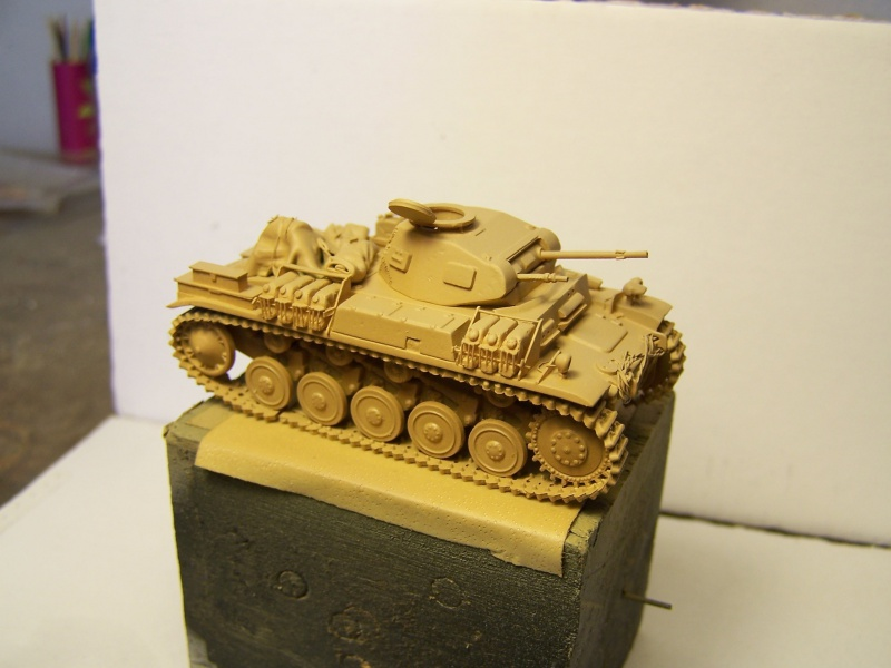 Panzer 2 auf F Africa Korps 1941  (Terminé) 8148531005377