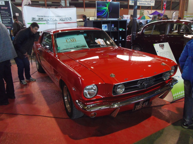 Salon Auto Moto Prestige et Collection 2016 à NÎMES 816337automotoretroNIMES2016020