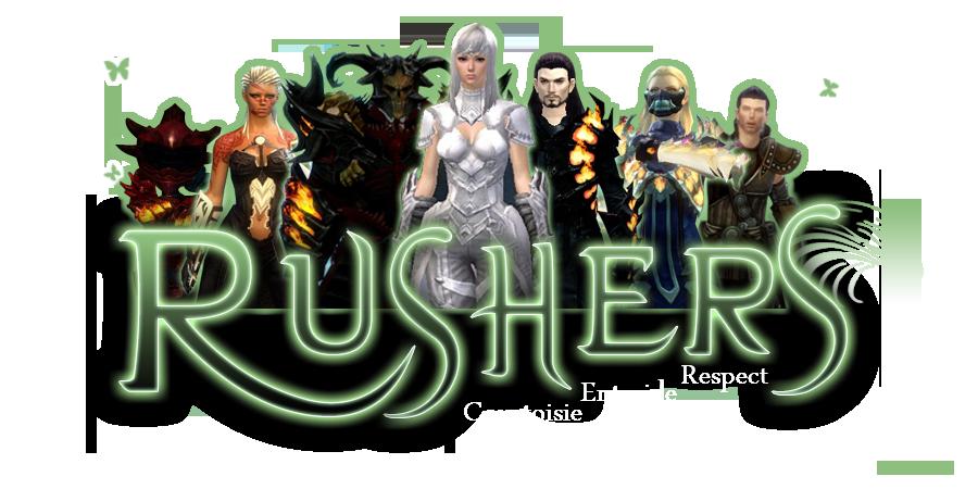 Guilde Rushers [Rush]