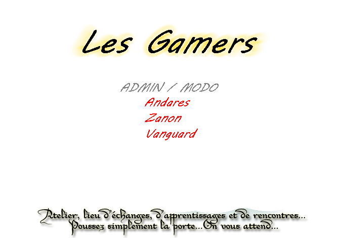 Les Gamers