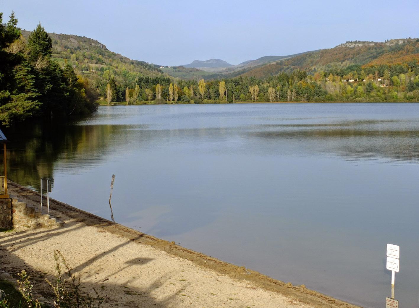 Le Gerbier de Jonc / le Mézenc / Le Lac d'Issarlès 817740YD1019