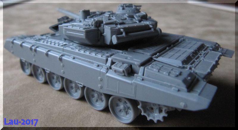 T-90 Zvezda 1/72ème 818036T908