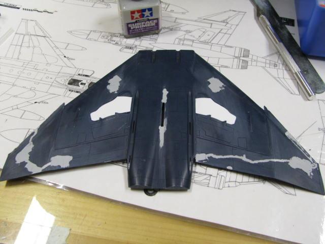 Résurrection Phantom F-4J 1/48 Esci 818796IMG6669