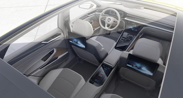 Salon de Genève 2015 : première mondiales du sport Coupé Concept GTE  819132vwsportcoupeconceptgteint006021