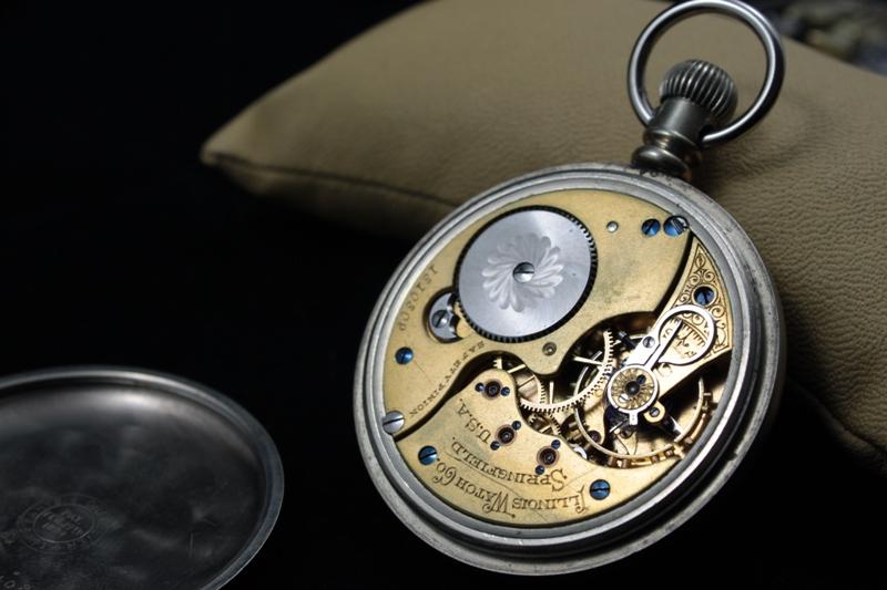 L'histoire des manufactures américaines ...A la conquête de l'Ouest Horloger 819284IMG7170