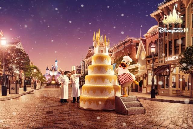 [Hong - Kong Disneyland] Festivités des 10 ans 819583W37