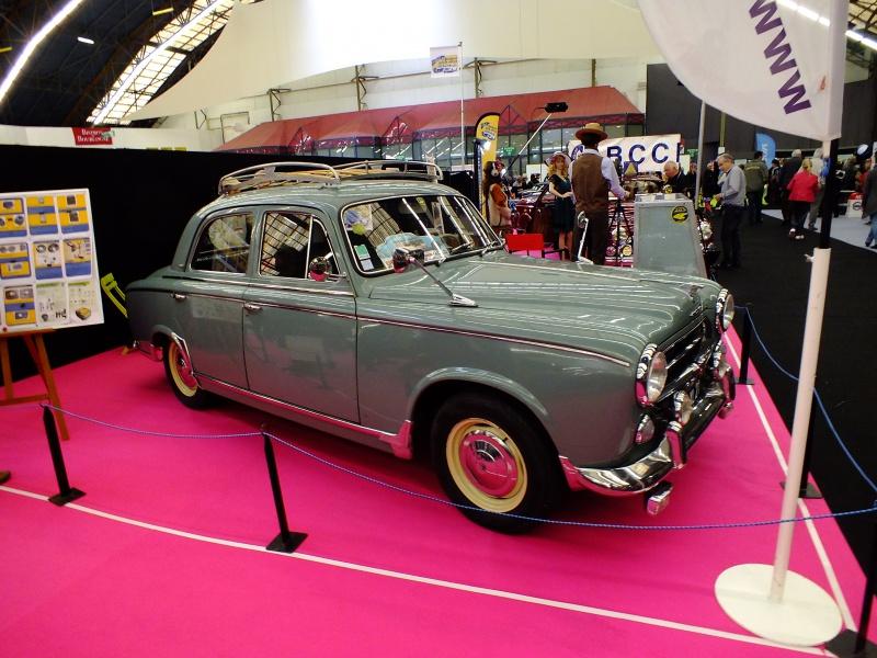 Salon de la voiture de collection à Dijon Versus 2017 ce dimanche 02 Avril 819789DSCF0061