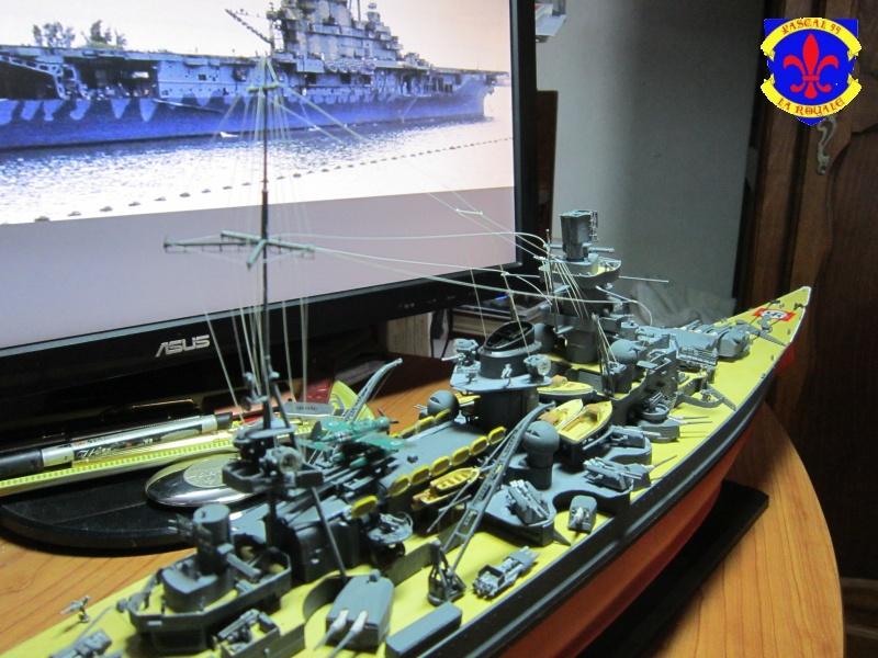 Croiseur de bataille Scharnhorst  au 1/350 de dragon - Page 8 819800IMG1498L