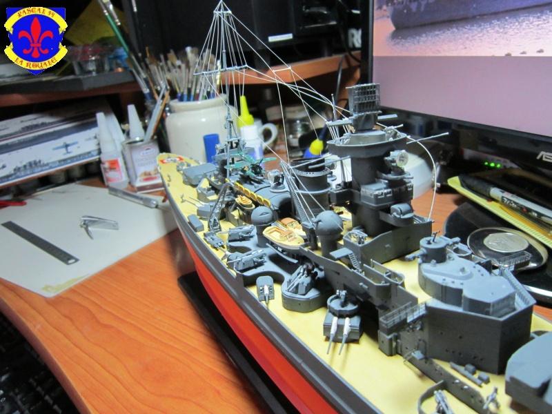 Croiseur de bataille Scharnhorst  au 1/350 de dragon - Page 8 819942IMG1499L