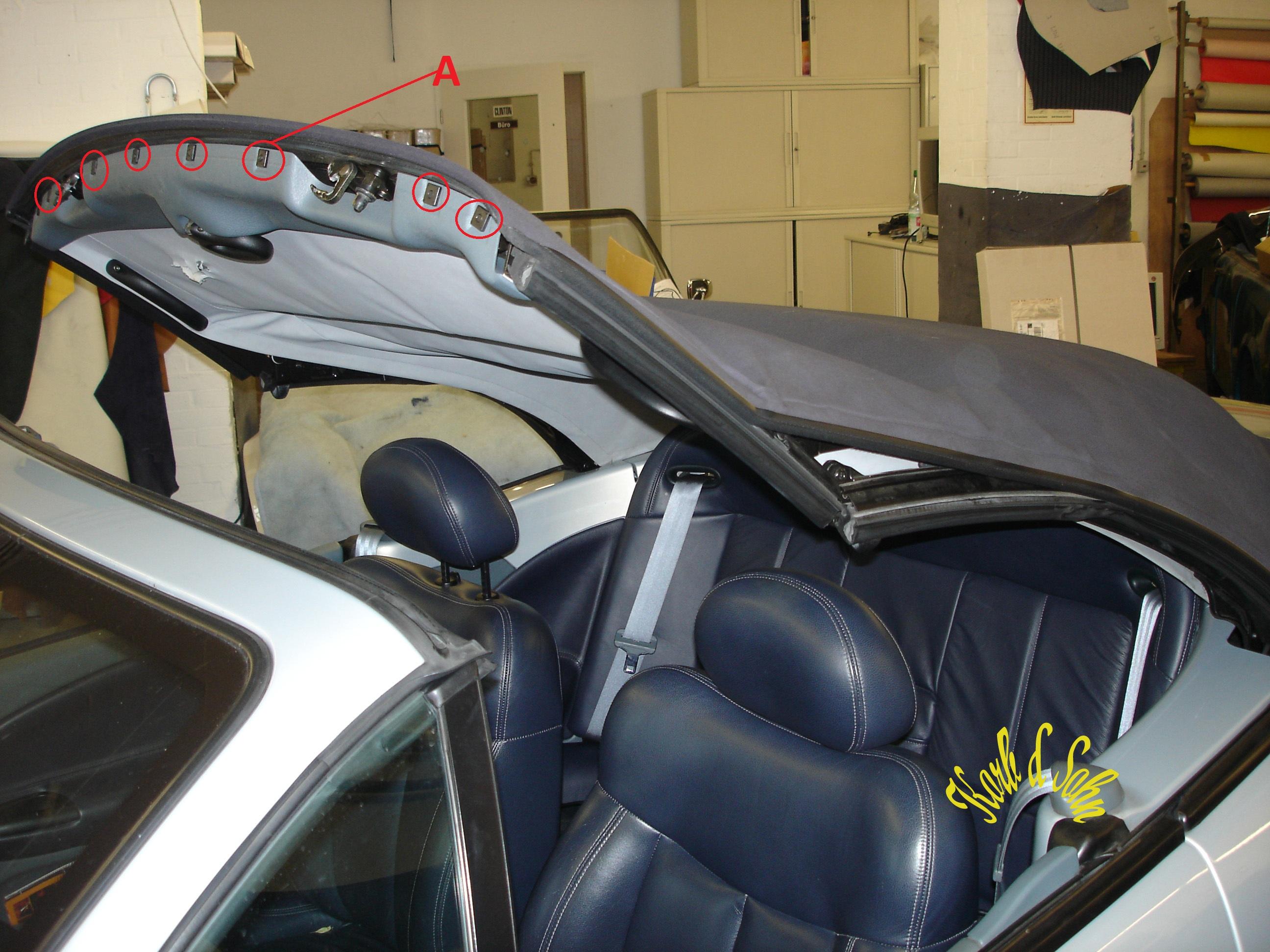 RENAULT MEGANE I Cabriolet (EA0/1_) 1.6 e (90Ch) 8203942clips