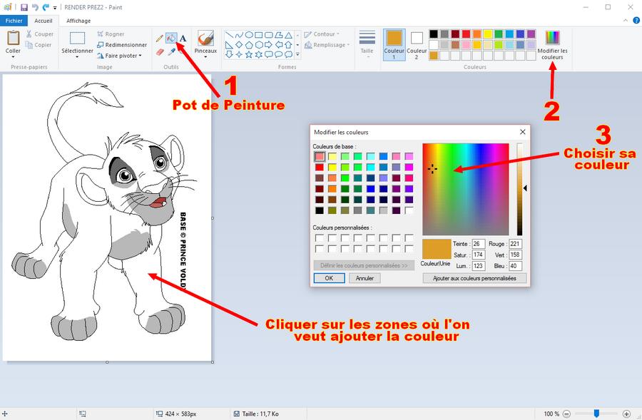 [TUTO] Comment colorer une base sur Paint / Photofiltre ? 821521002