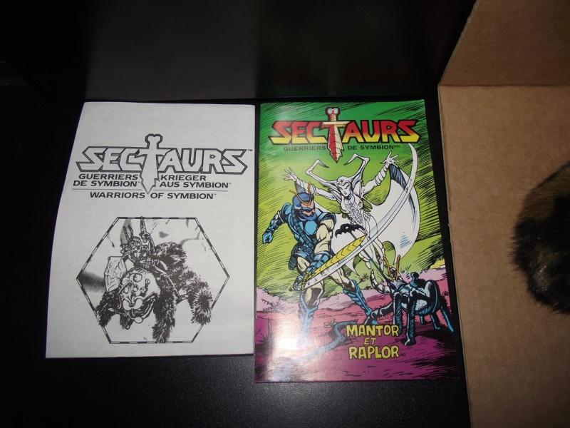 Sectaurs - Guerriers de Symbion (COLECO) 1984 - Page 2 821887DSCF0982Copier