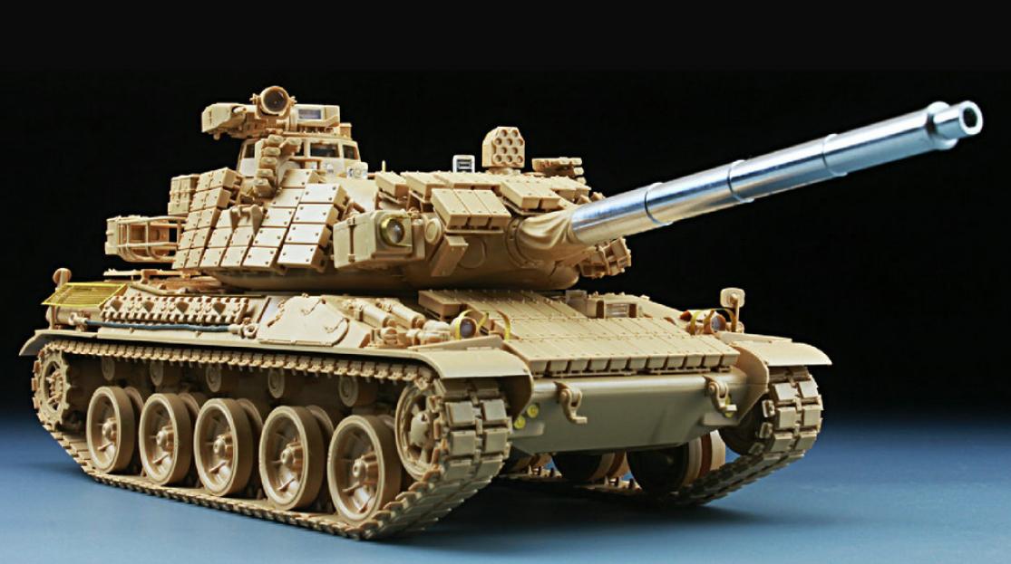 AMX-30B2 Brennus 1/35 Tiger model 822969TM4604A