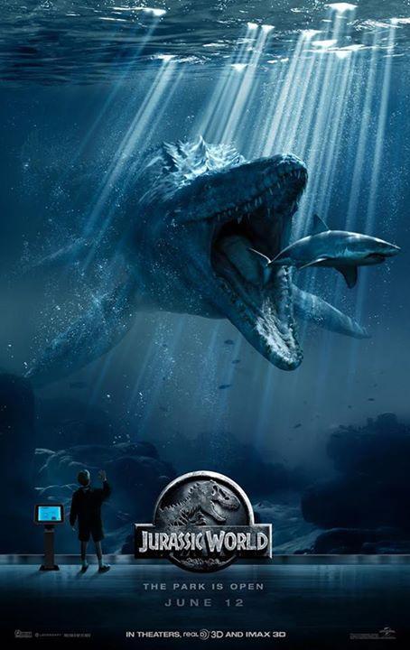 [Saga] Jurassic Park (1993-2015) - Page 3 822987affi