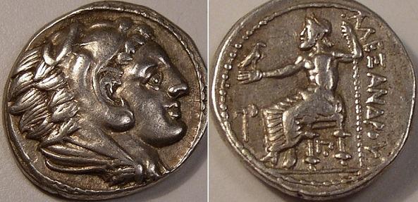 Tetradrachme posthume d'Alexandre 823175alexanderposthume