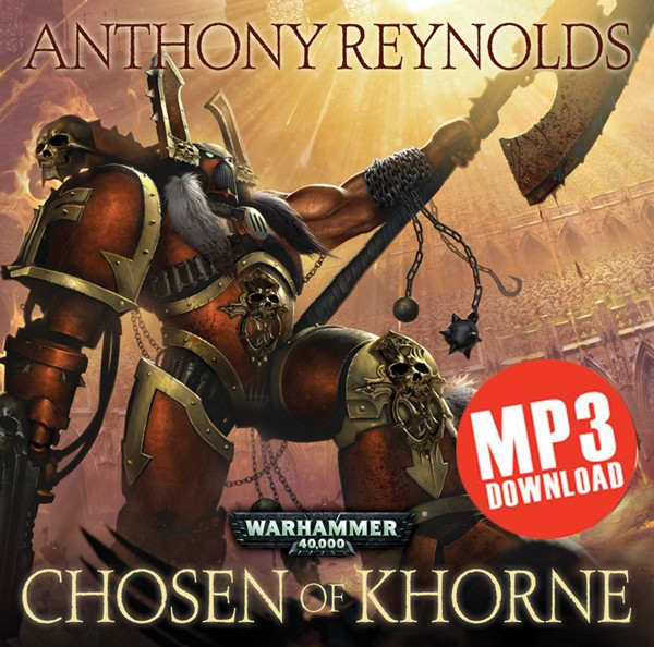 Chosen of Khorne by Anthony Reynolds 823270audiochosenofkhorne