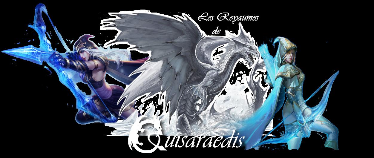 Les Royaumes de Quisaraedis