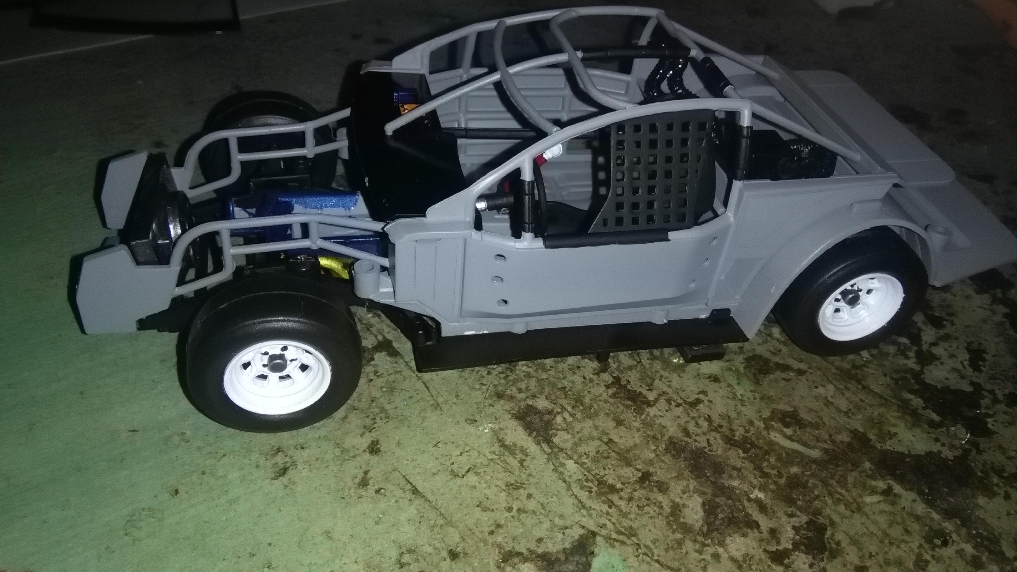 Ford Fusion Penskee 2014 #2 Brad K. Miller Lite - CHASE Version 823668F201329