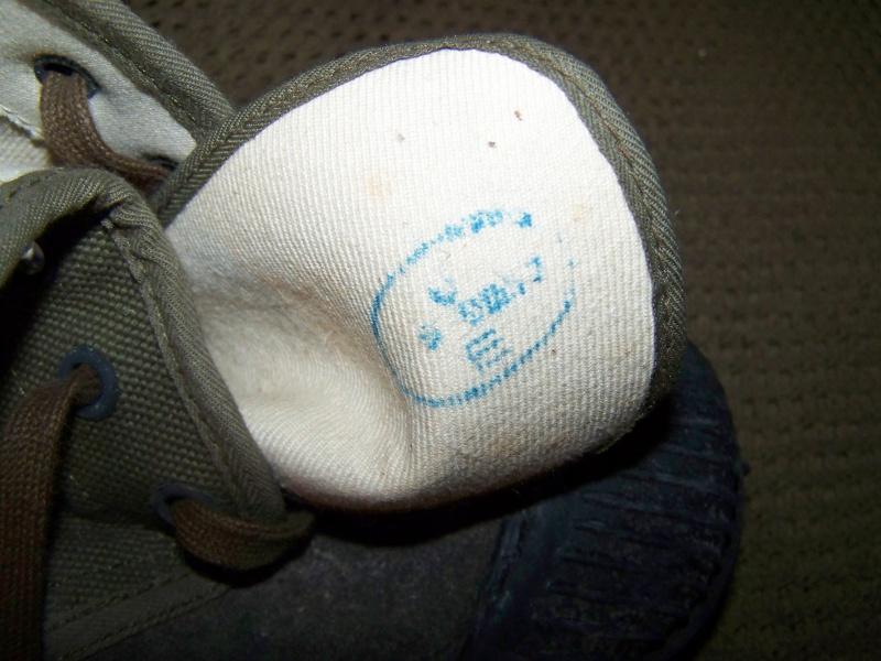 Chaussures de brousse françaises 8237801008775