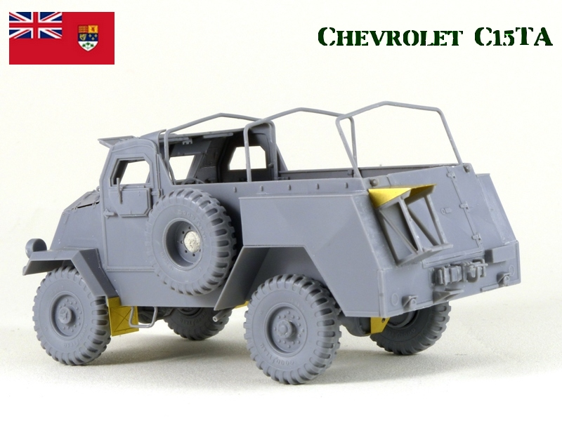 CHEVROLET C15TA - Normandie 44 - IBG 1/35 824078P1040149